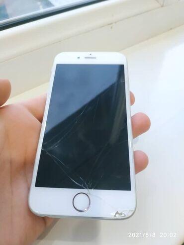 Срочно продаётся телефон IPhone 6s 16гбТач работает, Айклауд