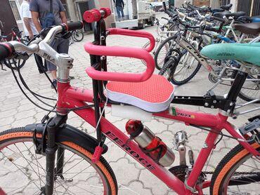 детское велокресло в Кыргызстан: Детское сиденье на велосипед ВелокреслоВелосипеды из КореиШоссейные