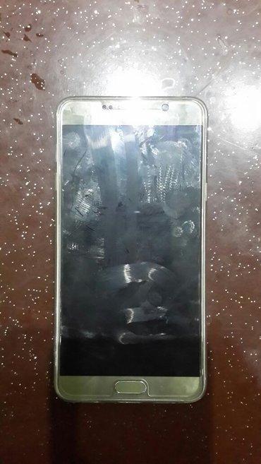 Sumqayıt şəhərində Samsung galaxy note 5 gold- telefon ereb olkesi olan behreynden alinib
