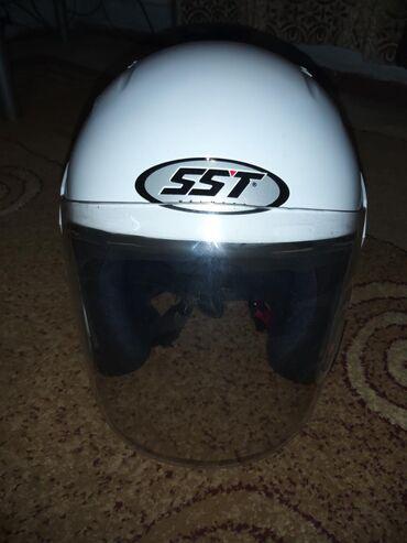 рваный камень бишкек в Кыргызстан: Продам шлем! Абсолютно новый!КорейскийПриобрели, но так и не