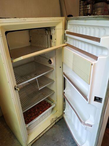 Б/у Однокамерный Бежевые холодильник