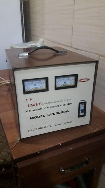 avtomobil elektrik - Azərbaycan: Stabilizator