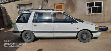 Mitsubishi Space Wagon 2 л. 1994 | 409829 км