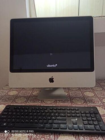 Desktop i PC | Srbija: Prodajem Apple iMac 2008 20inch. displej rezolucije 1680x1050, cpu