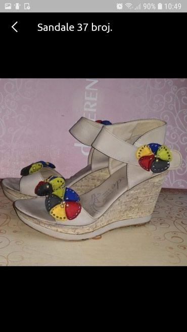 Sandale 37 broj - Loznica