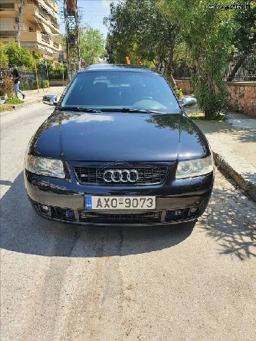 Audi S3 2004