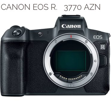 canon eos rebel t6 в Азербайджан: Canon EOS R Teze. Nomrenin whatsappi aktivdir