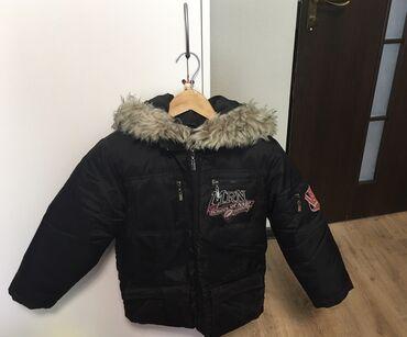 детская качественная одежда в Кыргызстан: Продаю детскую куртку зимнюю, на 7 лет. Новая. Производство Корея
