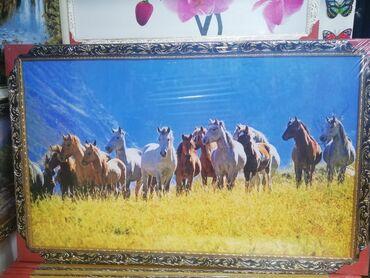 детские 2х ярусные кровати фото и цены в Кыргызстан: Картины репродукция из РОССИИ Цены оптовые размеры 110 *70 доставка по