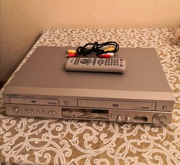 dvd плеер samsung в Азербайджан: Samsung DVD pleyer (disk, kaset). Tam yeni vəziyyətdə. Heç bir