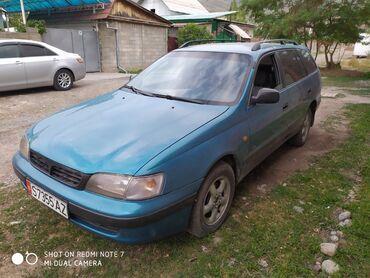 Транспорт - Заречное: Toyota Carina E 1.6 л. 1996