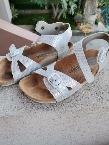 Ženska obuća | Crvenka: ANATOMIC sandale broj 35,nošene par meseci, broj 35