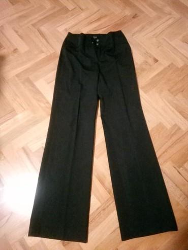 Pantalone c teget poslovne - Srbija: Teget ravne pantalone xs  Neoštećene