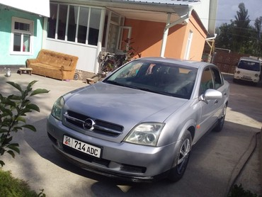тюнинг опель аскона седан в Кыргызстан: Opel Vectra 2003