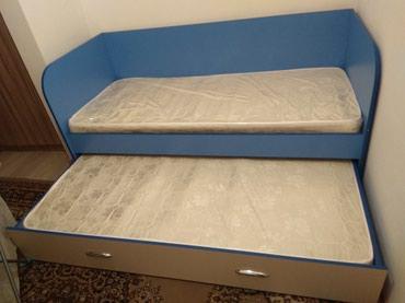 Детская кровать выдвижная двух в Бишкек