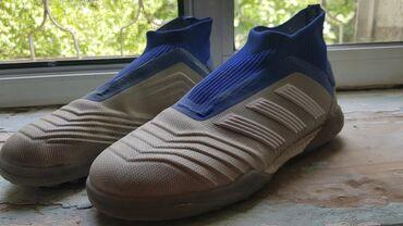 adidas porsche design в Кыргызстан: Это в Оше! Срочно продаю сороконожки Adidas Predador 19.3TF Blue