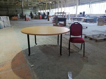 шредеры 12 14 на колесиках в Кыргызстан: Диаметр 1600 стол на металло-каркасе, на 12 персонЛюбой дизайн столов