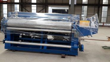 сварочный автомат в Кыргызстан: Автомат для производства сварной сеткиМатериал : Низкоуглеродистая