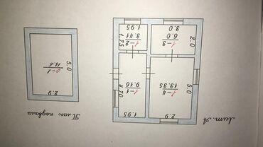 продам дачу беш кунгей в Кыргызстан: Продам Дом 35 кв. м, 3 комнаты