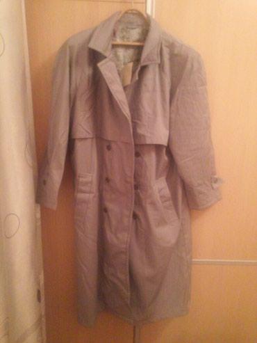 Мужской утепленый плащ пальто в Бишкек