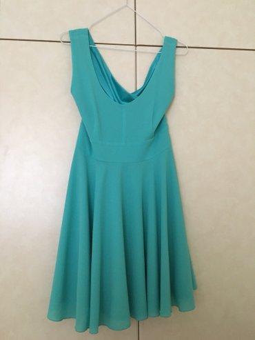 Φορεμα - Ελλαδα: BSB φορεμα νουμερο 40 (medium/large) μεσατο σε χρωμα τυρκουαζ με χι