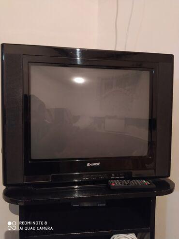 Продаю телевизор с тумбочкой в хорошем состоянии