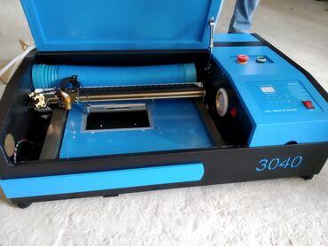 Лазерный гравер 3040 лазер CO2 мощность 40w Рабочее пространство