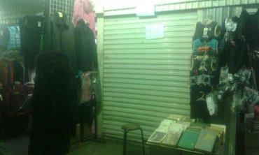 Продаю контейнер на рынке Аламедин!!!  9кв. Проходимость хорошая!!!  В в Бишкек