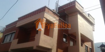 A strongly built bungalow system house having land area 0-5-0-0 of in Kathmandu