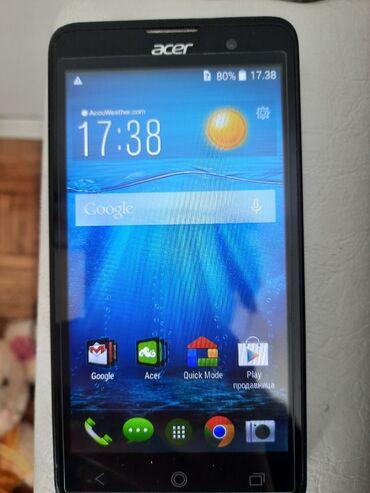 Acer stream - Srbija: Prodajem ZTE Acer 520, sim free. FABRIČKO PAKOVANJE. Odlicno stanje