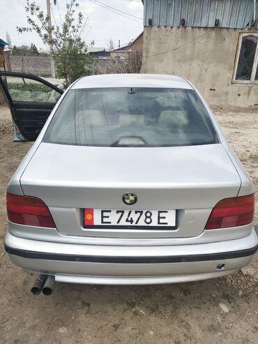 BMW 528 2.8 л. 1996 | 36873 км