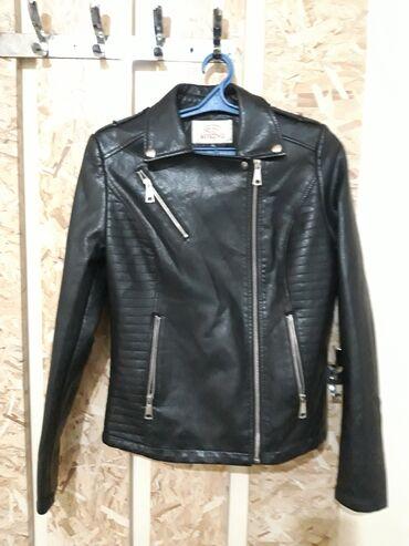 sportivnye kostjumy muzhskie xl razmer в Кыргызстан: Продаю искусственную кожаную куртку состояние хорошее размер XL