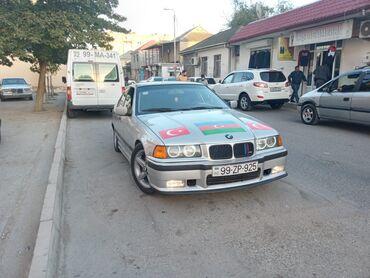 1991 bmw - Azərbaycan: BMW 318 1.8 l. 1991 | 270000 km