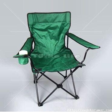 Balıqçı stolu. Piknik stolu. Açılıb - yığılır, özünün çantası var