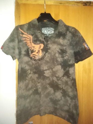 Muska maskirna majica - Lebane
