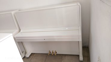 Bakı şəhərində 3 pedallı Scholze - konsert model piano satılır. Çexoslovakiya