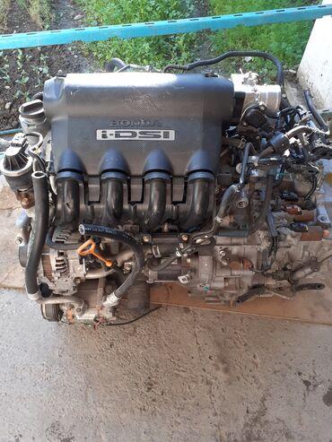 Двигатель сборе привазной хонда фитL15A