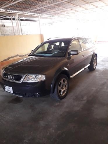 audi a6 2 5 mt - Azərbaycan: Audi A6 Allroad Quattro 2.7 l. 2001 | 197500 km