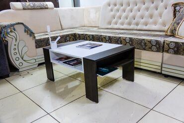 Журнальный столик, модель №7.Размер:900/600/400 мм. (Возможна