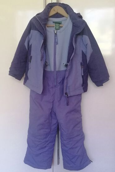 Bean boozled - Srbija: L.L. Bean ski odelo pantalone i jakna vel. 3 T ( 98 ). Ocuvano
