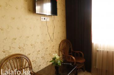 Квартира оснащена всеи бытовой техникои и мебелью в Бишкек