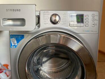 Фронтальная Автоматическая Стиральная Машина Samsung 8 кг
