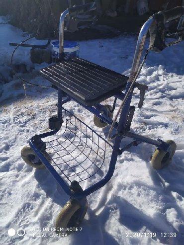 ходунок для дцп в Кыргызстан: Продается ходунок для детей с проблемам ходьбы,ДЦП и.т д .Цена 3000 со