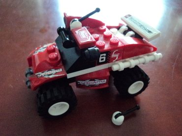 Lego 8130 Racers Terrain Crusher Used 100% complete with original σε North & East Suburbs