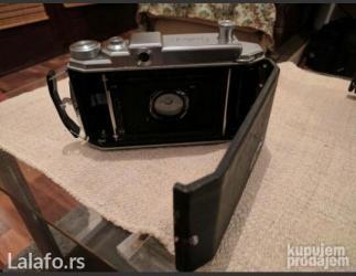 Kodak regent ii w/xenar 10. 5cm f/3. 5 - vrlo redak aparat iz 1939 - Vrnjacka Banja