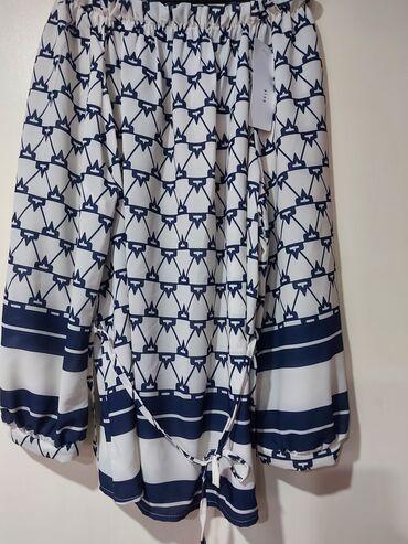Sako sa - Srbija: Prelepa bluzica za prolece leto,veoma prijatnog materijala kupljene u