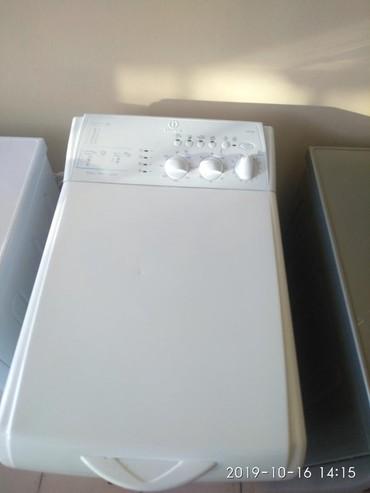 Вертикальная Автоматическая Стиральная Машина Indesit 5 кг. в Лебединовка