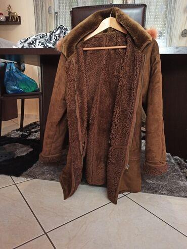 Γυναικείο μπουφάν με γούνα small