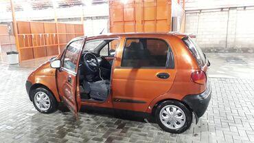 daewoo matiz 2 в Кыргызстан: Daewoo Matiz 0.8 л. 2003