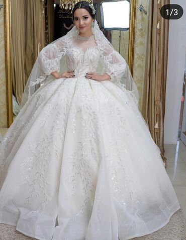 Свадебная платья прокатка берилет модели 2020 фата карона комплеке